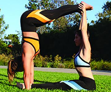 Fabrics for Yoga